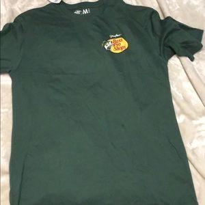 Bass Pro Shops Green Shirt